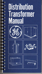GE GET-2485T General Electric Distribution Transformer Manual BOOK