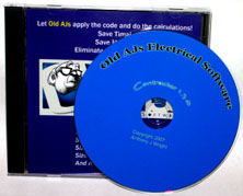 Electrical Calculations Software - Old AJ's - FREE DEMO