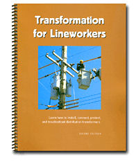Transformation for Lineworkers Book