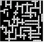 FREE Gift:: Lineman Crossword Puzzle - PRINT YOURSELF