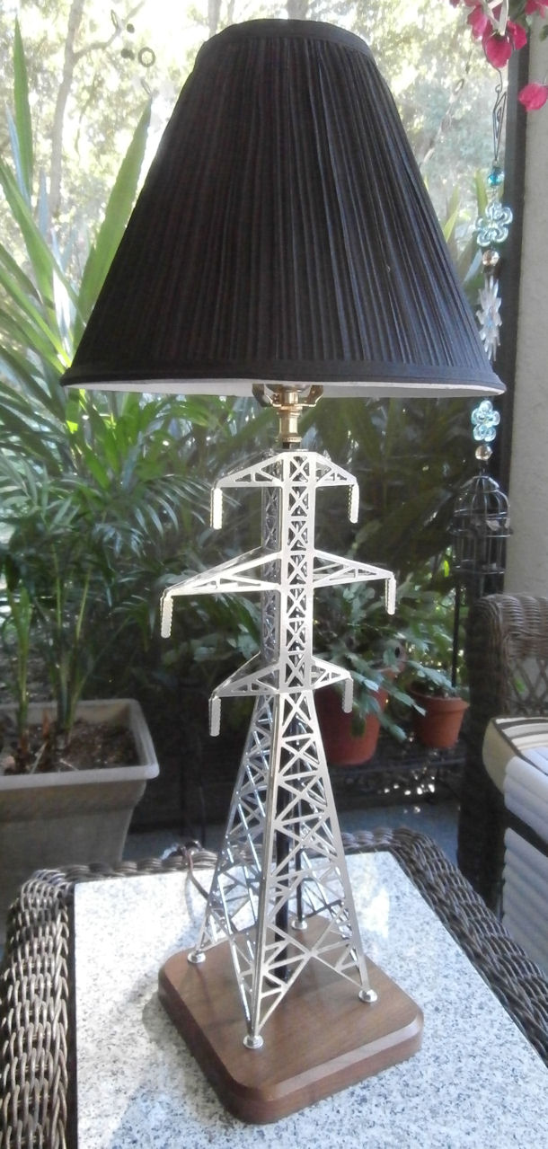 TNT High Tension Transmission Line Self Support Tower Lamp