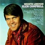 Wichita Lineman Music CD - Glen Campbell