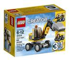 Lego Creator Power Digger - Crane - Backhoe