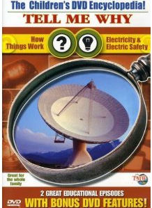 Childrens DVD Electricity & Electric Safety HOW THINGS WORK