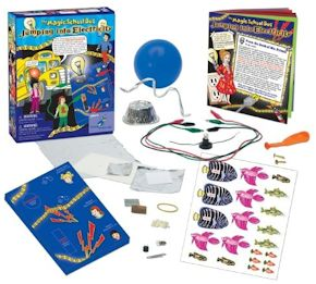 Magic School Bus - Electricity Kit Ages 5+