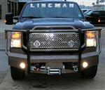 LINEMAN Windshield Decal for Trucks - THREE Sizes