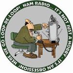 Ham Radio OBSESSION Decal Ham Radio Operators