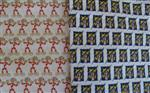Electrician Electrical Inspired Cotton Fabric for Quilts, Crafts