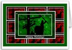 ON SALE! SHIPS NOW! Keeping The Lights On Power Lineman Christmas Cards
