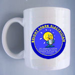 Bright Spark Electrician  Cup Coffee Mug