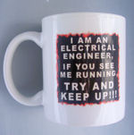 I am an Electrical Engineer Coffee Mug Cup