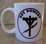 Got Power? Occupational Coffee Mug- Electrical Trades