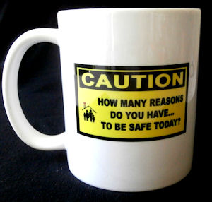 How Many Reasons Do You Have Coffee Mug Cup Gift