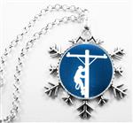 Necklace or Ornament: Linewife or Girlfriend or Office Staff