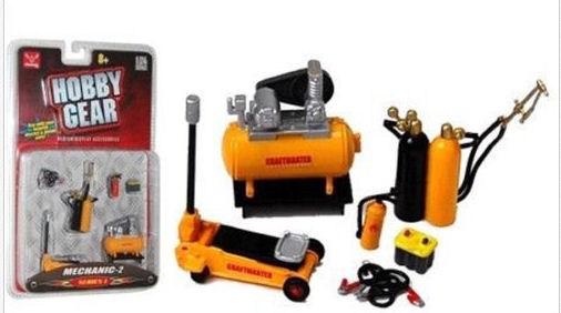 Mechanic Set 2 Hobby Gear 1:24 scale