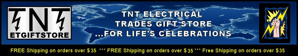 Gifts for Electricians and Power Lineman
