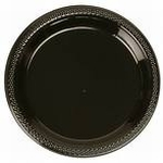 Black Party Platter - Serve it up in style!