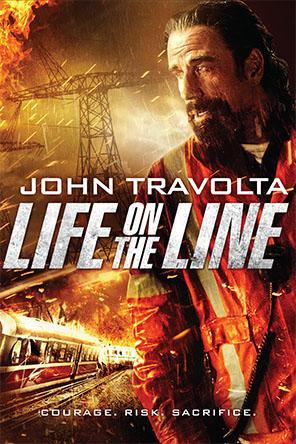 Life on the Line DVD with John Travolta