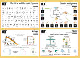 Electrical Safety Laminated Charts