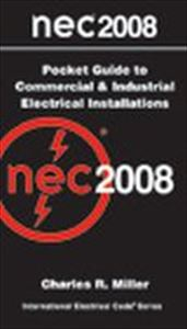 NEC 2008 Commercial and Industrial Electrical Applications Pocket Guide Book