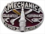 Mechanic Belt Buckle - It's a Beauty!