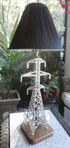 High Tension Transmission Tower Lamp Gift