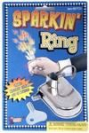 Sparking Ring LOADED with Shooting Sparks!  FUN