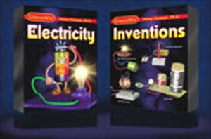 Electricity or Inventions Kit for Children - ScienceWiz