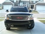 ELECTRICIAN Windshield Decal for Trucks - See Sizes