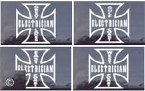Decals for Electricians - West & East Coast & More