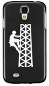Decal for Tower Climber Cell Phone or Rear Mirror