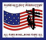 Gone But Not Forgotten Hardhat Lineman Decal