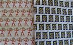 Electrician Electrical Inspired Cotton Fabric Material 1/4+ Yards