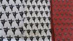 Electrical Lineman Inspired Cotton Fabric Material 1/4+ Yards