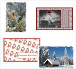 Amateur Radio Christmas Greeting Cards  - Ham Radio Cards