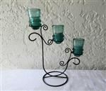TRIO Hemingray # 9 Insulators with attractive display stand