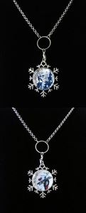 Holiday Snowflake Necklace - Power Company Gifts