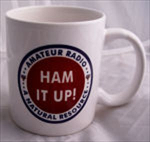 Ham Radio Coffee Mug - Ham It Up! Cup