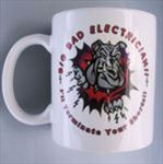 Big Bad Electrician Coffee Mugs Cups
