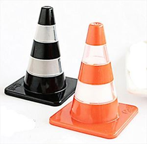 Construction Safety Cones S & P Shakers Set of Two