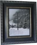 Stunning Electrical Lineman Framed Print - Paul Harvey TWO SIZES