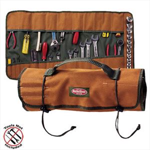 Bucket Boss Wrench or Tool Roll Cancas 07004