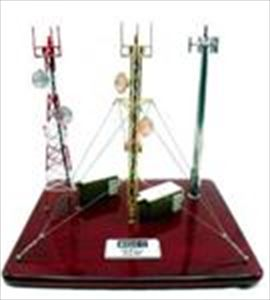 3 Telecommunications Tower Display Gift - Five Sizes