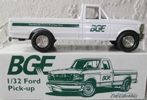 BGE Baltimore Gas and Electric Die-Cast Pick-Up Truck 1/32 Scale