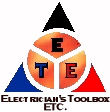 Visit Electrician's Toolbox for loads of helpful information and more!