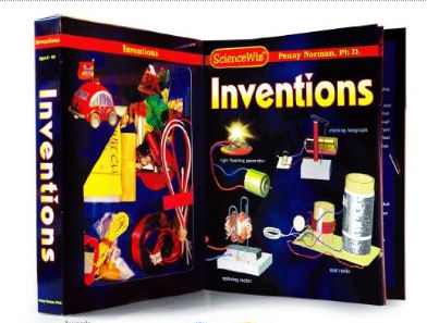 ScienceWiz Inventions Kit for Children of all ages! Order a kit for your child today!
