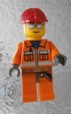 lego lineman for toy bucket trucks