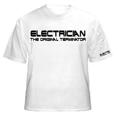 Electrician The Original Terminator