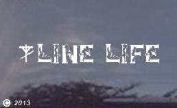 Sexy Line Life Decal with power pole
