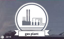 Order your die cut gas power window decals today!